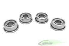 ABEC-Flanged bearing 3x7x3 - (4 pcs) All Goblins