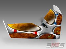 Maxi Swift - METAL RACER - Airbrush Line Combo